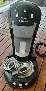 Philips Senseo Typ HD7850/69/b Latte/Cappuccino in schwarz 1er/ 2er Pad-Einsatz