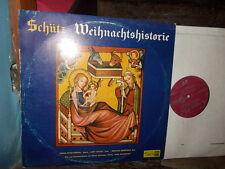 SCHÜTZ: Christmas oratorio Noël = Weihnachtshistorie > Stich-Randall Swarowsky