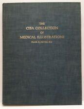 The Ciba Collection Of Medical Illustrations Frank H Netter MD 1948