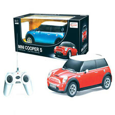 1:24 Licensed Mini Cooper S Radio Remote Control Controlled RC Car New