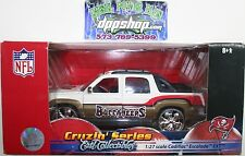 NFL Tampa Bay Buccaneers Cadillac Escalade ERTL die cast 1:27 Football collector