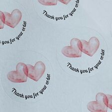 Thank you for your order small business/labels/stickers/postage