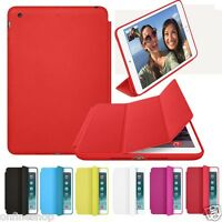 Ultra-thin Slim Smart Cover PU Leather Case Stand For Apple iPad Mini 1 2 3 4