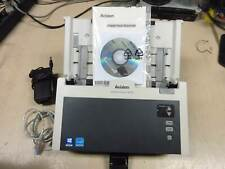 AVISION AD240 Duplex USB 40 PPM 300DPI Document Scanner INCL PSU - ORIGINAL BOX