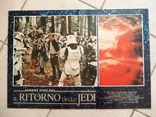Fotobusta IL RITORNO DELLO JEDI, GUERRE STELLARI, Poster Star Wars Return Of The
