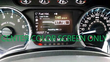 TAE 2011 2012 2013 2014 Ford F150 F-150 Speedometer LCD Color Screen Display