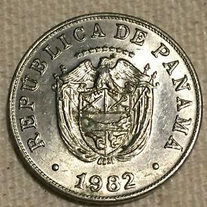 1982 - 5 CINCO CENTESIMOS DE BALBOA - REPUBLICA DE PANAMA - HIGH GRADE