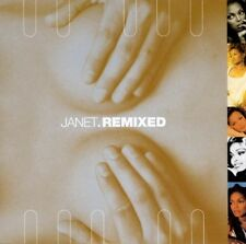Janet Jackson - Remixed  new cd in seal  Jam & Lewis