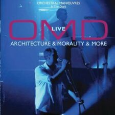ORCHESTRAL MANOEUVRES IN THE DARK - ARCHITECTURE & MORALITY & MORE - LIV