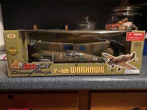 Ultimate Soldier 32X USA P-40B Warhawk  1:32 Scale Plane
