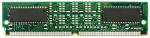 8MB Texas Instruments Edo RAM Kit (2x 4MB) 72-Pin Ps/2 SIM 1Mx32 TMS418169DZ-60
