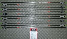 New Easton BloodLine 330 Spine Arrows- 8.7 GPI - Blood Line - Cut & Insert Av