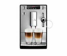 Melitta CAFFEO SOLO & Perfect Milk Kaffeevollautomat - Silber/Schwarz (E 957-103)