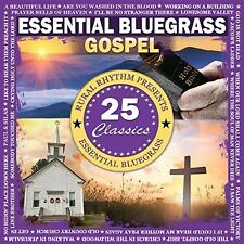 Various Artists - Essential Bluegrass Gospel - 25 Classics / Various [New CD]