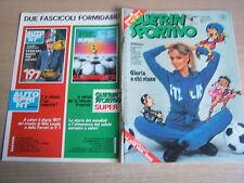 RIVISTA=GUERIN SPORTIVO=N°3-168 1978=GRACE JONES=ELVISMANIA=FILM DEL CAMPIONATO