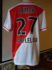 maillot Neuf AS Monaco Lemar 2015-2016 15-16 shirt jersey France camiseta maglia