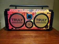 "Bumpboxx Flare8 Bluetooth Boombox ""Truly Limited Edition"""