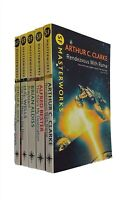 SF Masterworks 5 Book Collection Aldiss Wells Dick Classic Science Fiction New
