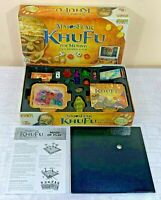 Atmosfear Khufu The Mummy DVD Board Game 100% Complete Christmas Party Gift Fun