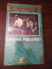 Cinema Paradiso Spanish Language Vhs Video Tape