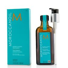 Moroccanoil Moroccan Oil Original Treatment 100ml Incl Pump - For All Hair Types
