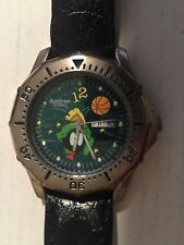 Armitron Marvin the Martian Watch. 1994 Looney Tunes.  FREE Shipping