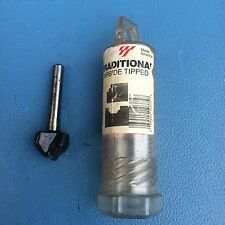 """Porter Cable 43162 1/4"""" Shunk  Carbide Tipped Router Bit,310"""