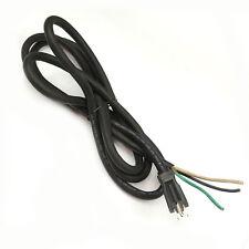 9 Feet 12 AWG SJO 3 Wire 125 Volt Electrical Cord - EC123