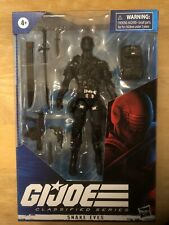 Gi Joe, SNAKE EYES, Hasbro, Classified Series, 6?, 2020, Action Figure, NEW!