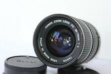 Canon FD 35-70mm F4 Wide Angle Zoom Lens. AE-1 A-1 T90 Camera ETC