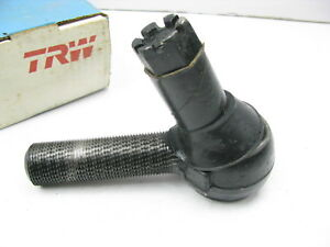 TRW ES376R Steering Drag Link / Tie Rod End - Front Right Outer