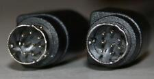 JVC Subwoofer 8 pin din Replacement Cable Black 25 ft