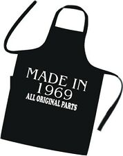 Bi 00004000 Rthday Gift Idea Cooks Apron Made In 1969 All Original Parts Excellent Gift