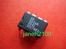 10PCS AD822 AD822AN OP AMP RAILl-TO-RAIL FET-INPUT ICS