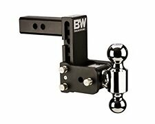 """B&W HITCHES TS20037B Tow & Stow Dual-Ball Hitch 2""""- 2 5/16"""" With 2.5"""" Shank"""