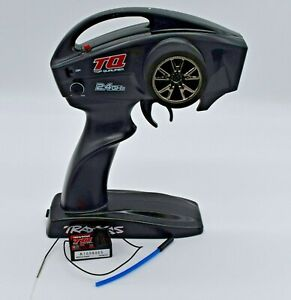 NEW Traxxas Transmitter Radio Remote, 2 Channel, TQ 2.4 GHZ, TRX4