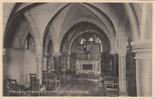 WOKING ( Surrey) : The Lady Chapel,St Peter's Convent -GRANGE