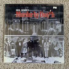 Murder By Death WIDESCREEN Version Laserdisc - VERY RARE