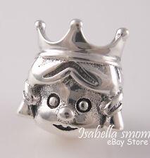 PRECIOUS PRINCESS Authentic PANDORA Sterling Silver Charm 791960 NEW w BOX & TAG