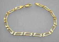 Gold 18 - 18.99cm Fine Bracelets