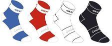 Chaussettes rouge pour cycliste
