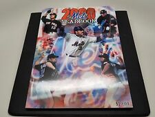 2000 New York Mets Official Yearbook NM