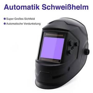 100×93mm Sichtfeld Automatik Schweißhelm Schweißerhelm Schweißschirm Schutzhelm