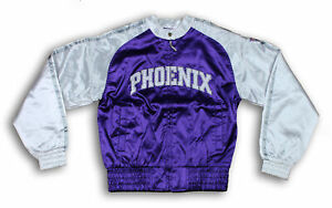 "Reebok NBA Women's ""4 Her"" Phoenix Suns Team Basketball Satin Jacket"
