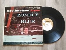 Roy Orbison - Sings Lonely and Blue 1961 Monument Label