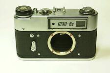 Kleinbildkamera FED 5b   Sehr schön!