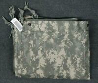 "US Army USGI Field Tarpaulin ACU / Foliage Reversible 92"" x 82"" Tarp ORC"