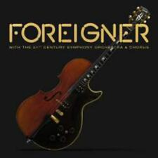 Foreigner with the 21st Century Symphony Orchestra & Chorus - New CD