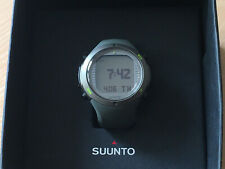 Suunto D6i Novo Stealth Dive Watch Computer Grey Perfect Cond Boxed