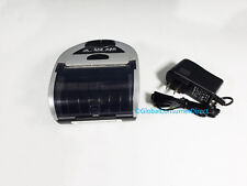 """Zebra MZ 320 MZ320 Mobile Thermal BLUETOOTH Wireless USB 3"""" Printer with CHARGER"""
